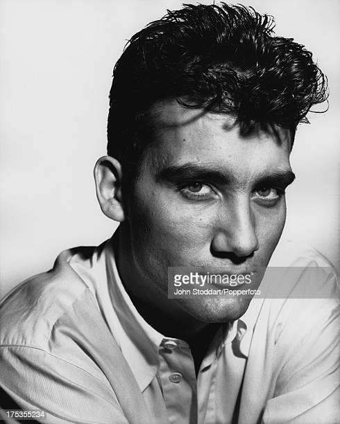 English actor Clive Owen 1991
