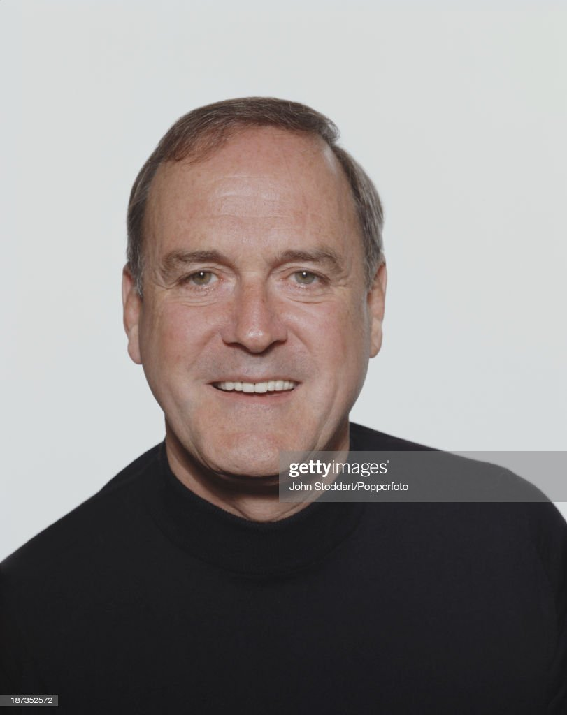 English actor, comedian, film producer, and writer John Cleese, 1993.