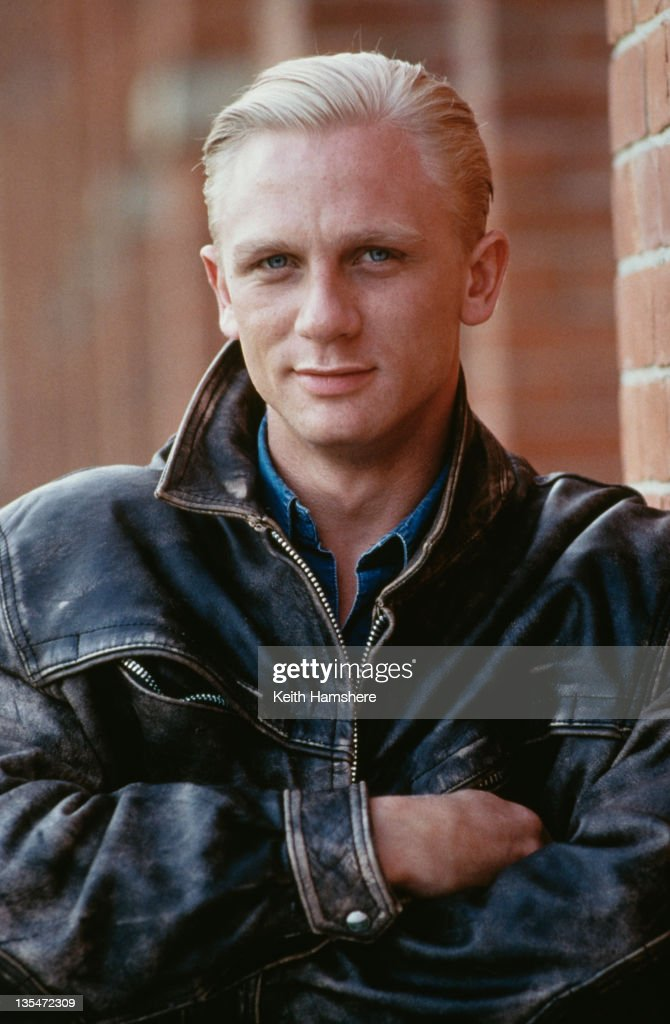 English actor Daniel Craig, who plays Jaapie Botha in the film 'The Power of One', 1992.