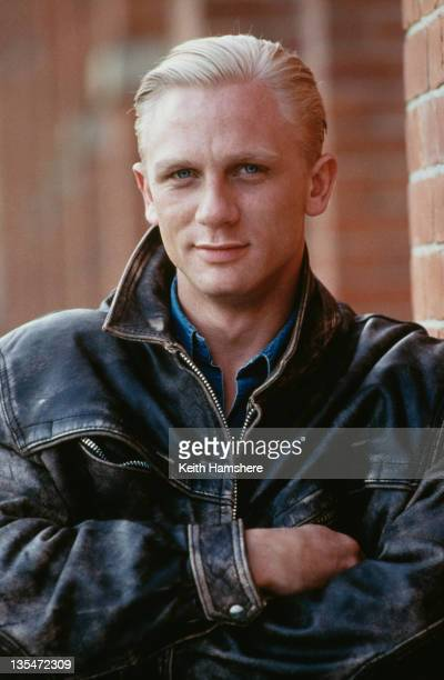 English actor Daniel Craig who plays Jaapie Botha in the film 'The Power of One' 1992