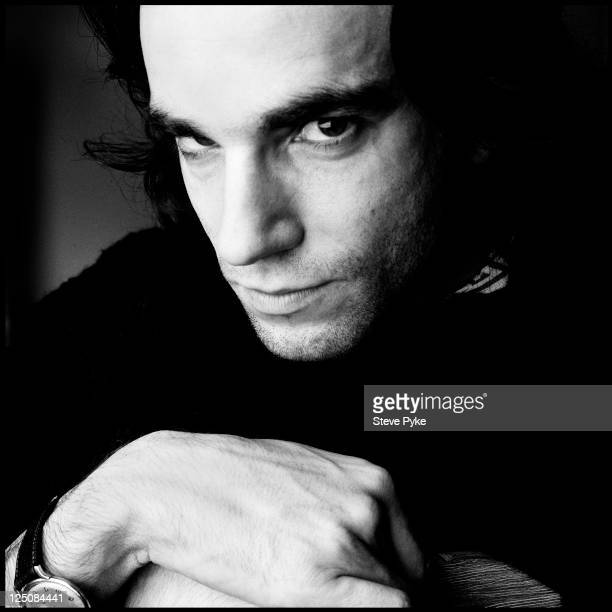 English actor Daniel DayLewis 3rd February 1988