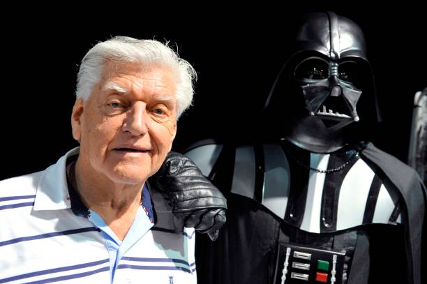UNS: (FILE) British Actor David Prowse Dies Aged 85
