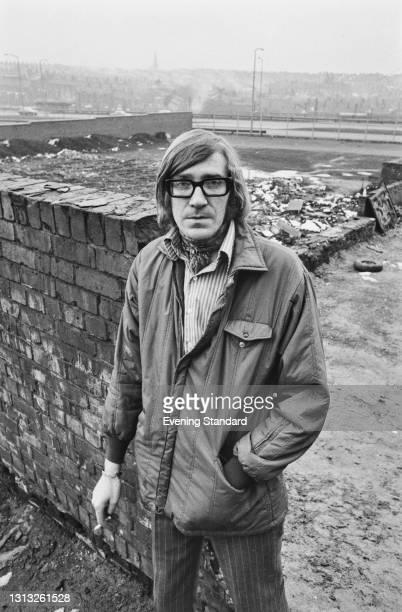 English actor David Warner, UK, 2nd March 1973.