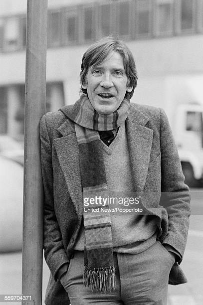English actor David Warner who appears in the film 'The Company of Wolves' pictured in London on 15th February 1984