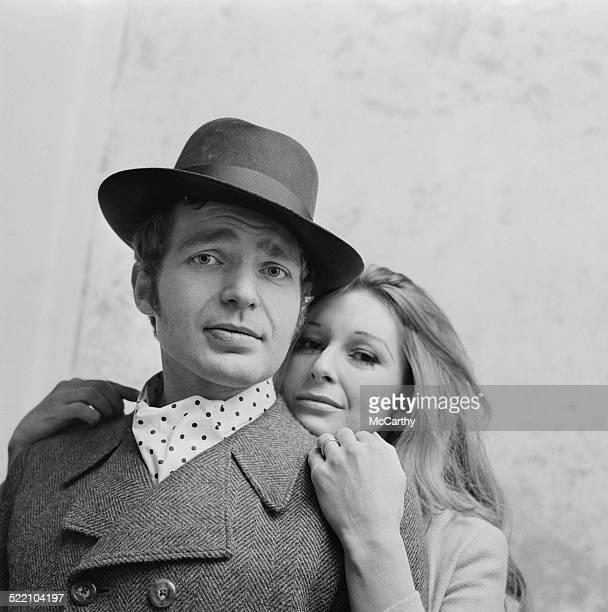 English actor Derren Nesbitt 3rd March 1969