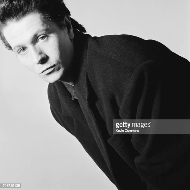 English actor Gary Oldman 8th January 1987