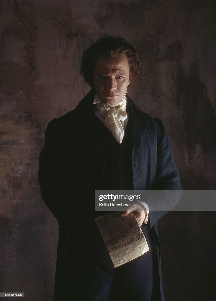 English actor Gary Oldman as composer Ludwig van Beethoven in the film 'Immortal Beloved', 1994.