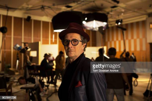 English actor Gary Oldman at a studio in Toronto Canada 27th October 2012
