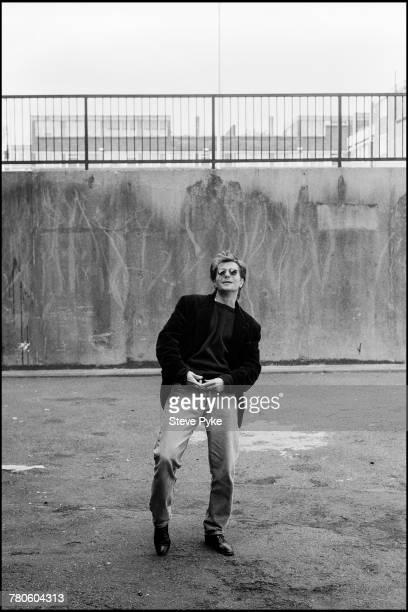 English actor Gary Oldman London 4th May 1993