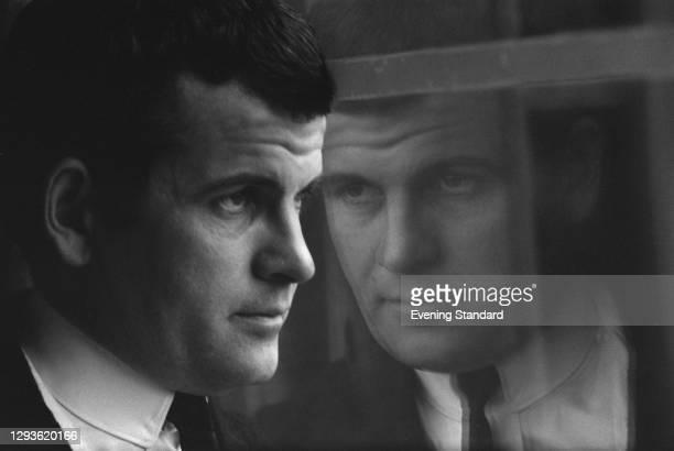 English actor Ian Holm , UK, 1966.