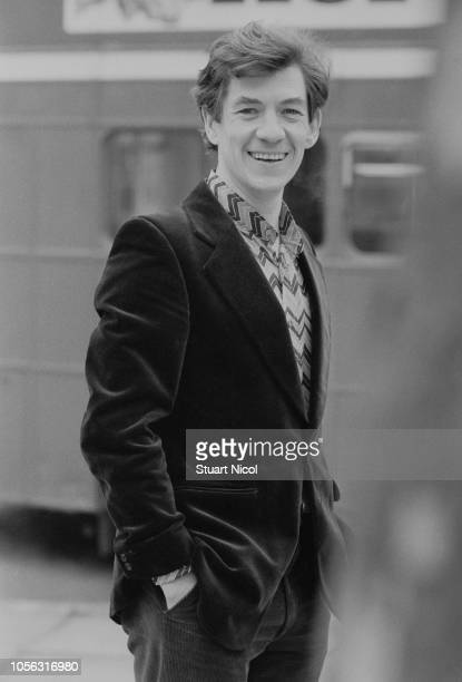 English actor Ian McKellen UK 20th April 1979
