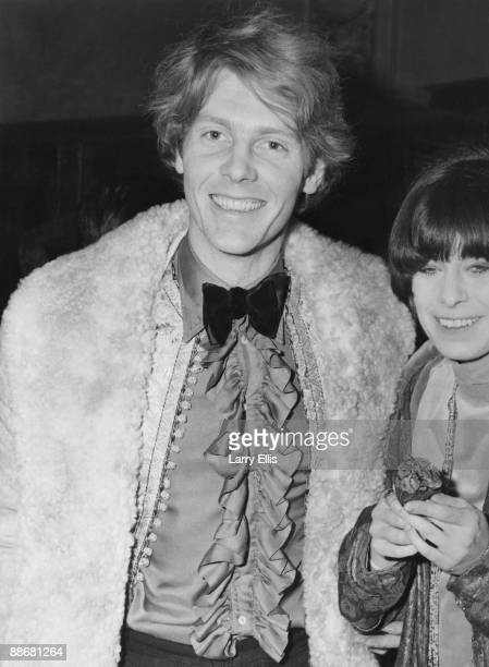 English actor James Fox attends the UK premiere of the film 'Up the Junction' 25th January 1968