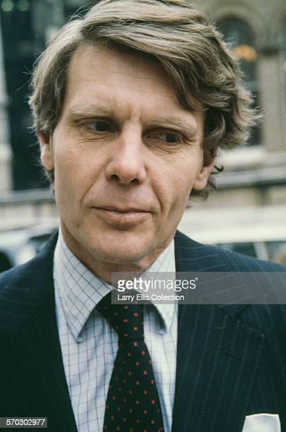 English actor James Fox circa 1988