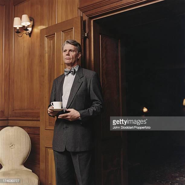 English actor James Fox circa 1990
