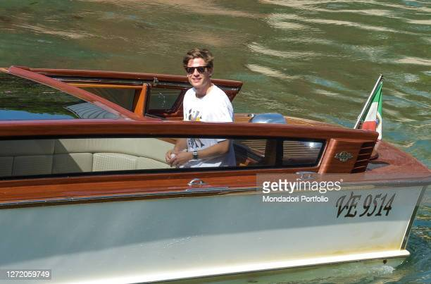 English actor James Norton at the 77 Venice International Film Festival 2020. Venice , September 11th, 2020