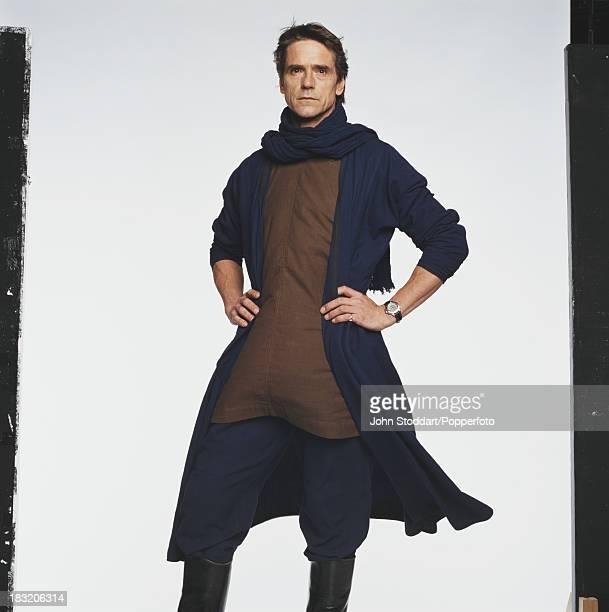 English actor Jeremy Irons 1997