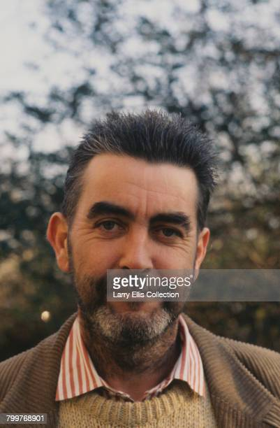 English actor John Alderton pictured in character as Jack Boult on location during filming of the London Weekend Television drama series Forever...