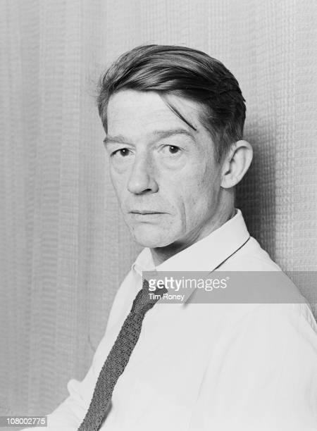 English actor John Hurt circa 1980