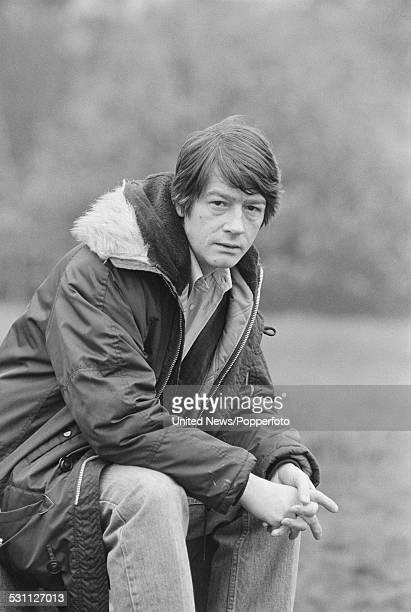 English actor John Hurt who plays the character of Caligula in the television series Caligula, pictured in London on 24th November 1976.