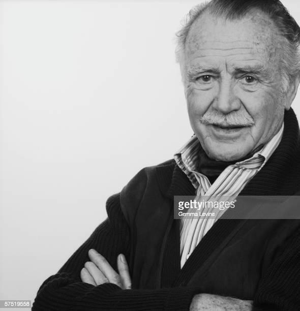 English actor John Mills 1985