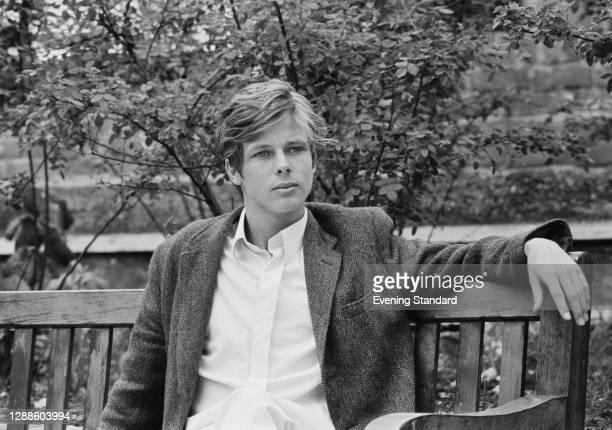 English actor John Moulder-Brown, UK, 1971.