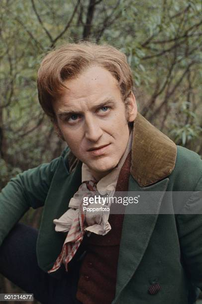 English actor John Thaw pictured on location during filming of the television drama series 'The Inheritance' in 1968