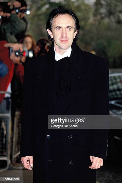 English actor Jonathan Pryce in 1990 ca in London England