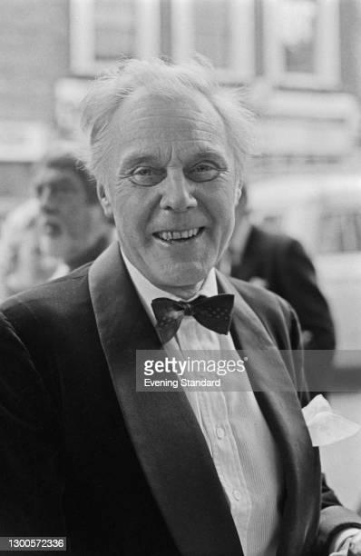 English actor Marius Goring , UK, 15th May 1973.