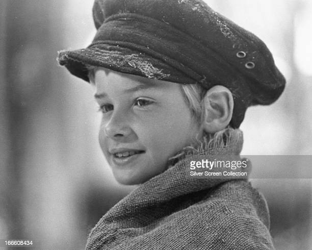 English actor Mark Lester as Oliver Twist in 'Oliver' directed by Carol Reed 1968