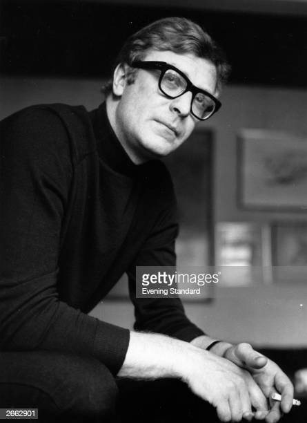 English actor Michael Caine