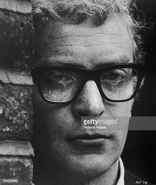 English actor Michael Caine plays the titular character in the film 'Alfie' 1966