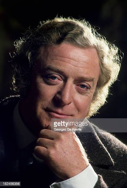 English actor Michael Caine stars as Chief Inspector Frederick Abberline in the television crime drama 'Jack the Ripper' May 1988