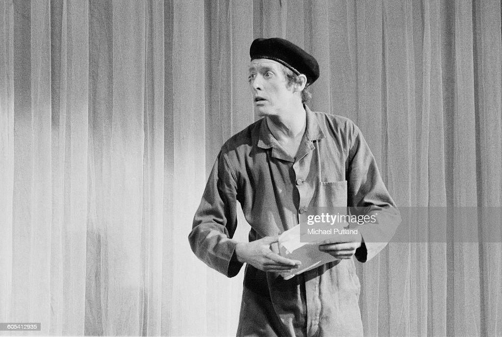 Crawford As Frank Spencer : News Photo