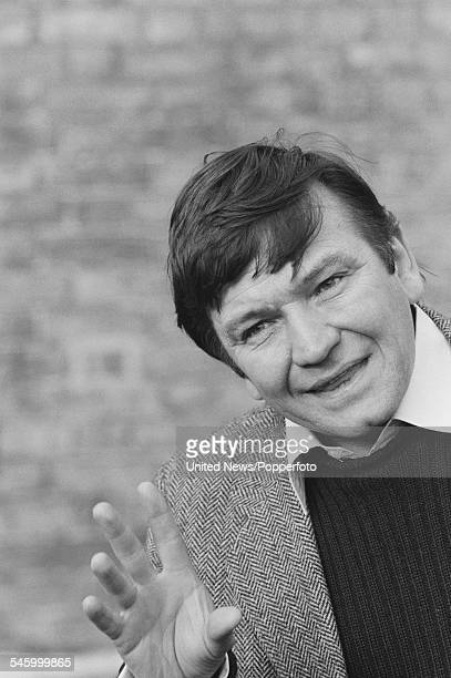 English actor Michael Williams who appears in the television sitcom 'A Fine Romance' pictured in London on 13th January 1983