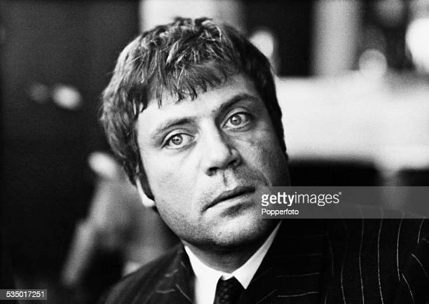 English actor Oliver Reed 20th April 1969
