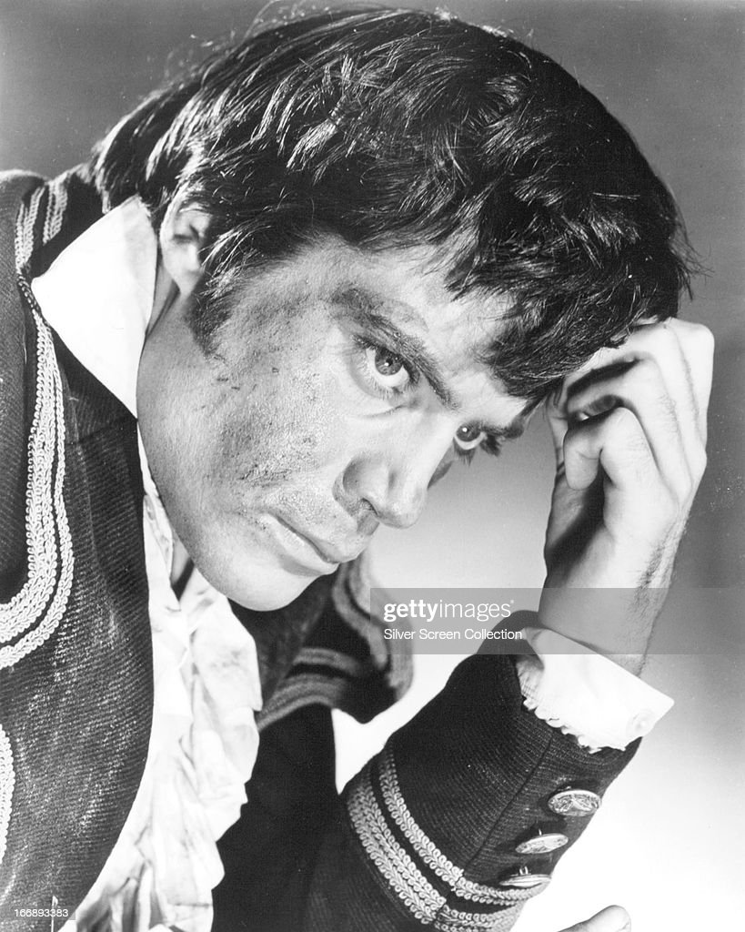 English actor Oliver Reed (1938 - 1999) as Ivan Dragomiloff in a promotional portrait for 'The Assassination Bureau', directed by Basil Dearden, 1969.
