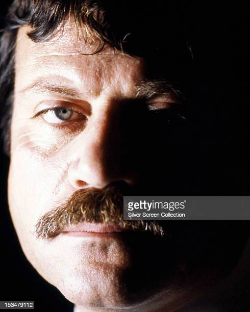 English actor Oliver Reed circa 1970