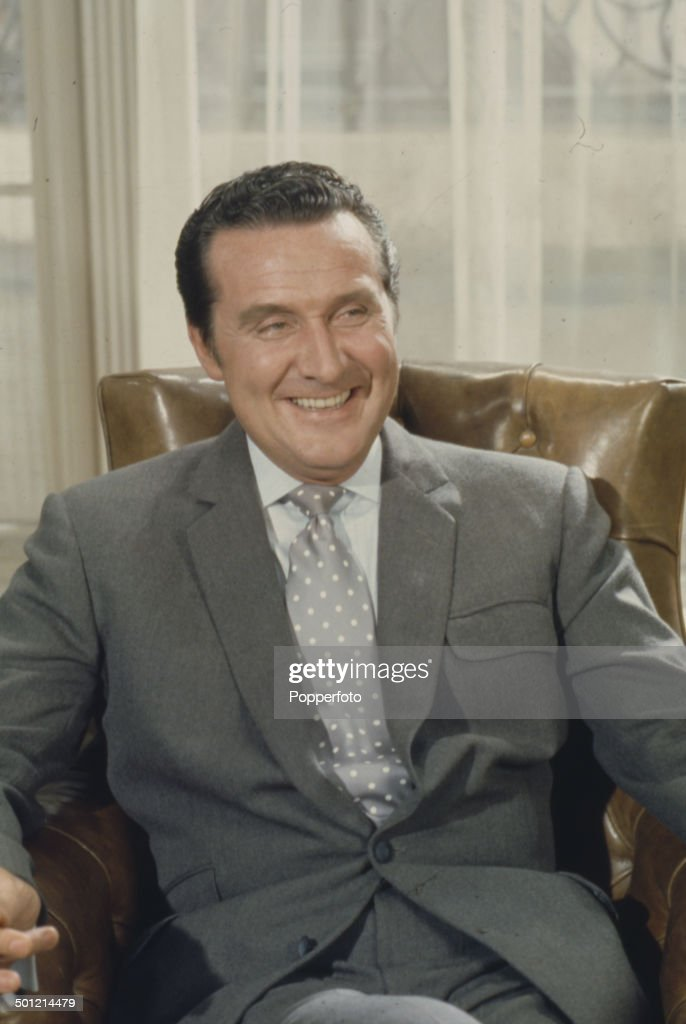 Patrick Macnee : News Photo