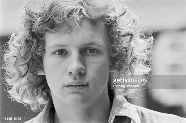 English actor Peter Firth, who is starring as the troubled Alan Strang in the Peter Shaffer play 'Equus' at the National Theatre in London, UK, 3rd...