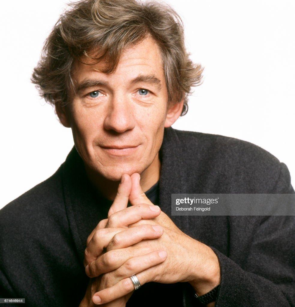 Ian McKellen Portrait Session : News Photo