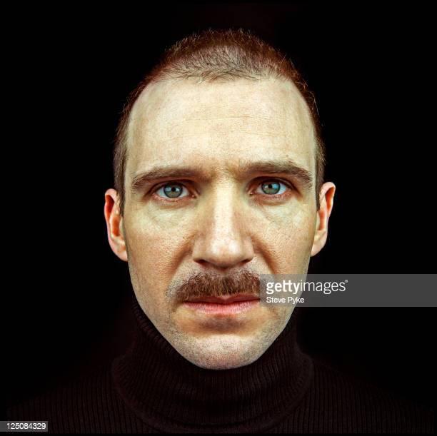 English actor Ralph FiennesApril 2003