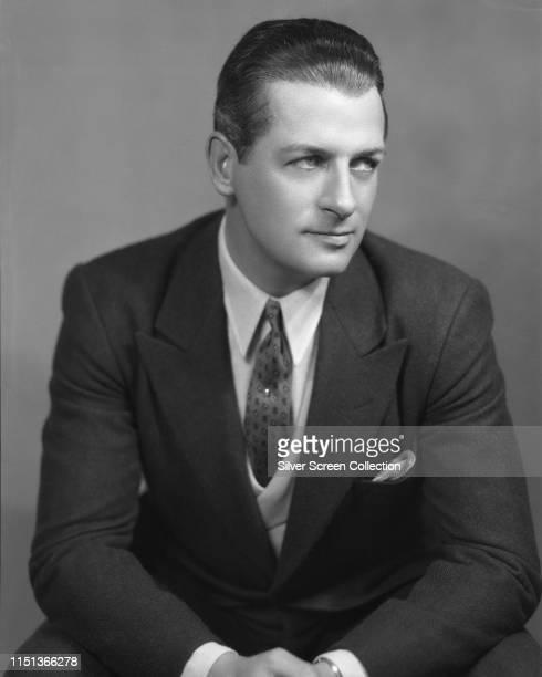 English actor Reginald Denny circa 1930