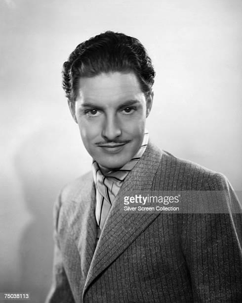 English actor Robert Donat circa 1940