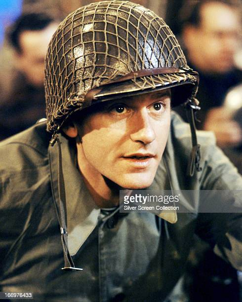 English actor Roddy McDowall as Private Morris in 'The Longest Day' 1962