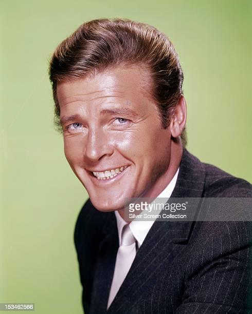 English actor Roger Moore, circa 1960.