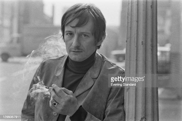 English actor Ronald Pickup, UK, 24th March 1972.