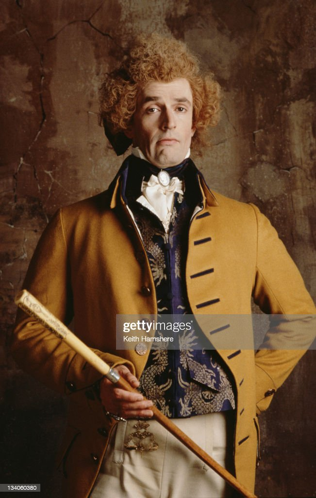English actor Rupert Everett as the Prince of Wales, later King George IV, in the film 'The Madness of King George', 1994.