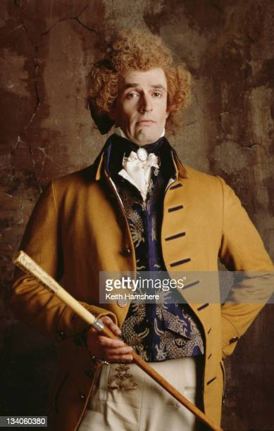 English actor Rupert Everett as the Prince of Wales later King George IV in the film 'The Madness of King George' 1994