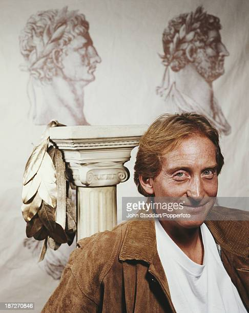 English actor screenwriter and film director Charles Dance 1989