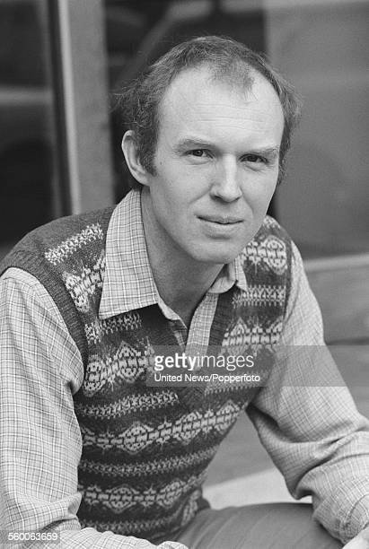 English actor Tim PigottSmith who plays the character of Ronald Merrick in the television series 'The Jewel in the Crown' posed in London on 14th...